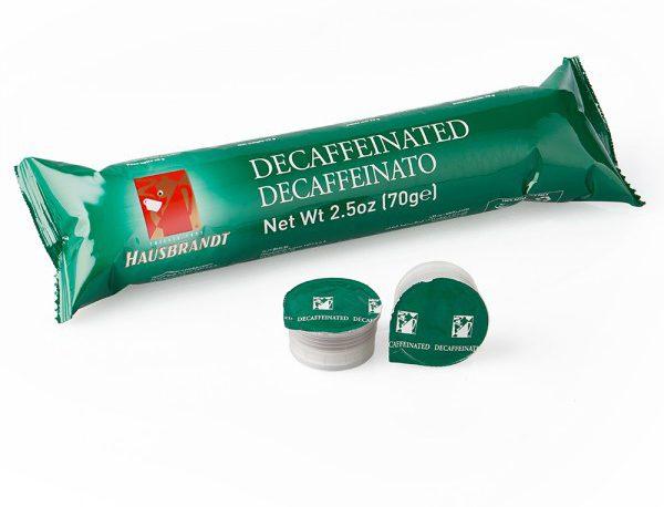 hausbrandt decaffeinato kapsula blister