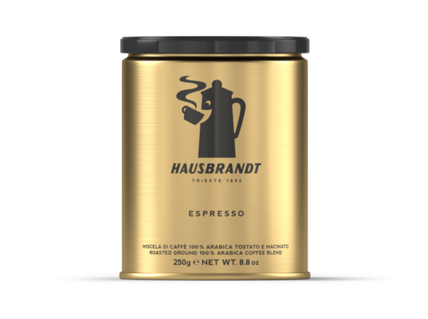hausbrandt limenka nova mlevena kafa espreso