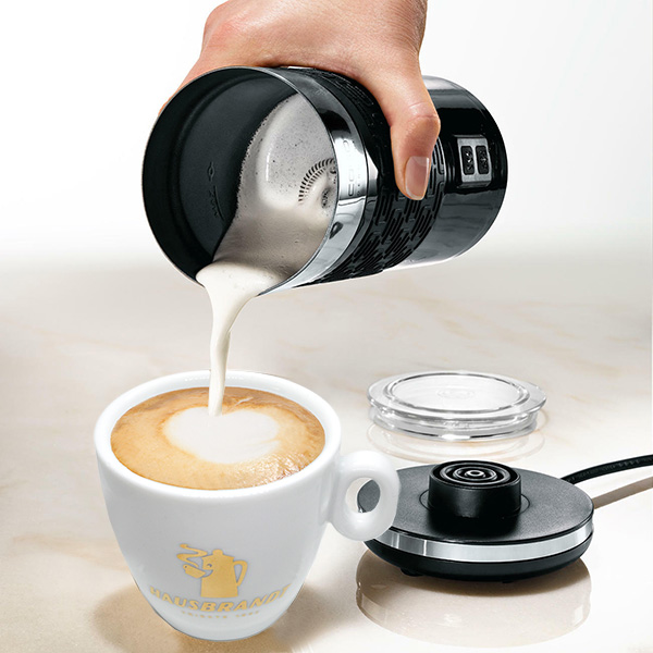 frother hausbrandt cappuccino